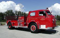 1953 American LaFrance, 700 Series Pumper, Registration - L4766