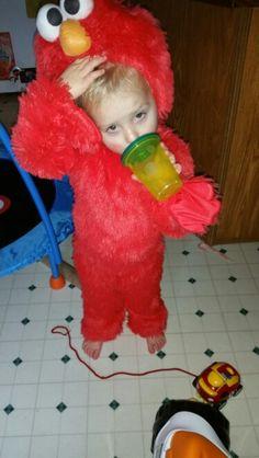 Elmo from Samson Street!!