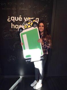 RAQUEL MARTINEZ!!! #hoyvoy #autoescuela #granollers