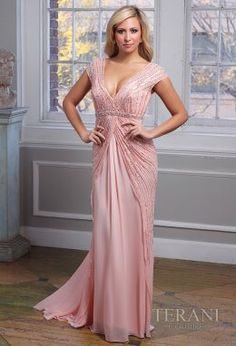 Mother of the Bride Dress...I like this, Mom if it were shorter for the summer. :O