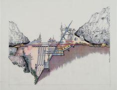 Eliopolis, frammento metropolitano eco-compatibile | Rossi | Collection Frac Centre