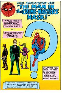 Amazing Spider-Man #26 splash page