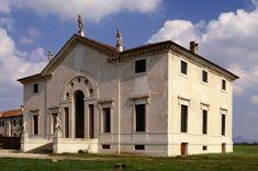 Villa Pojana -villa commissionata a Palladio dal vicentino Bonifacio Poiana terminata 1563