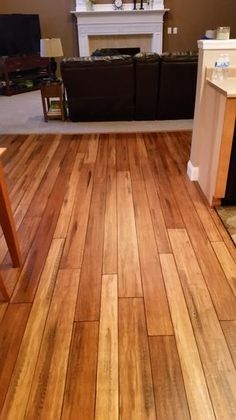 Home Decorators Collection Strand Woven Distressed Dark Honey 1/2 in. Thick x Multi Width x 72 in. Length Solid Bamboo Flooring (21.98 sq.ft./case) HD13004B at The Home Depot - Mobile