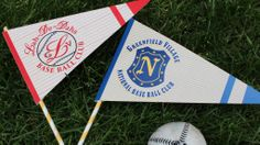 Get ready for historic base ball at The Henry Ford with these free #printable baseball pennants.