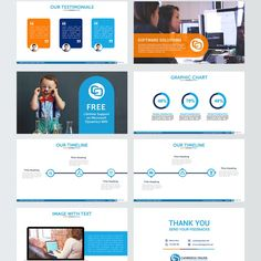 PowerPoint Template for Microsoft Certified Partner by Joemar Concepts