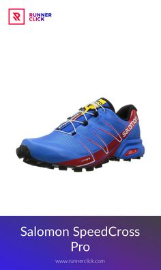 Salomon SpeedCross Pro #RunnerClick