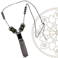 Colar Grafite c/ Pedrarias , design Argolla Bijoux & Bureau #colar #necklace #fashion #designbrasil #modabrasil #privatelabel #acessoriododia #fallwinterpreview #argollabijouxebureau