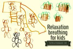 Relaxation breathing for kids - The Real Food Guide