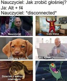 Wtf Funny, Funny Memes, Funny Lyrics, Polish Memes, Meme Lord, Pictures Of People, Best Memes, Labrador Retriever, Fandoms