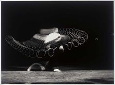 Harold Edgerton (United States, 1907 - 1990)  Untitled, no date  Photograph, Gelatin-silver print, 9 5/8 x 12 7/8 in. (24.45 x 32.71 cm)  Anonymous gift, Los Angeles, in honor of Robert Sobieszek (M.2005.150.44)  Photography Department. LACMA