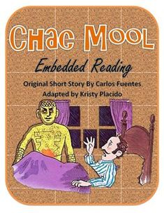 I am creating a unit on the supernatural for my level 3s, and I decided I really wanted to teach them the short story Chac Mool by Carlos Fuentes, which is one of my favorite short stories and supe…