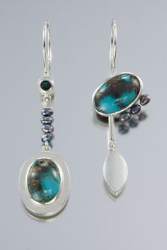 Janis Kerman ONE OF A KIND EARRINGS