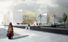 Category: Health - New Sulaibikhat Medical Center designed by (Kuwait) AGi Architects
