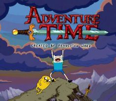 Show: Adventure Time on Cartoon Network
