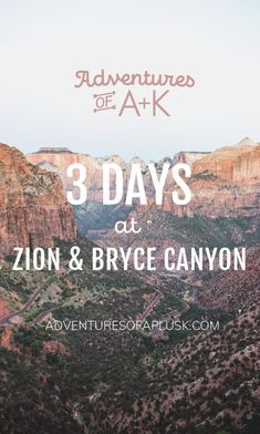 Zion National Park and Bryce Canyon National Park Guide and Itinerary | Zion Hikes | Bryce Canyon Hikes #BryceCanyon #tipsforzion #southernutah #brycecanyonutah #brycecanyonNP #nationalparks #usa #nationalparksusa #camping #hiking #hikingtips #hikingarches #hikes #zionnationalpark #hikinguse #zionadventurephotog #southernutah #kids #kidfriendly #familyfriendly #campingtips #zionnaptionalpark #utahnationalparks #beutahful #getoutside #outdoors #getoutdoors #getoutside #roadtrip #zion