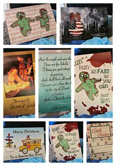 Review of Greeting Card Universe holiday cards by Lynchburg Mama blog #anycardimaginable