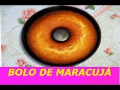 RECEITA DE BOLO DE MARACUJÁ CASEIRO E FOFINHO