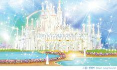 Heaven Pictures, Jesus Pictures, Beautiful World, Beautiful Places, Beautiful Pictures, Cartoon Garden, Archangel Jophiel, Fantasy City, Dream House Exterior