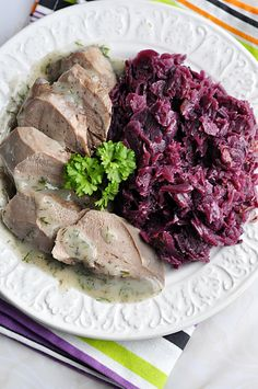 ozory w sosie koperkowym Cabbage, Food And Drink, Vegetables, Diet, Essen, Cabbages, Vegetable Recipes, Brussels Sprouts, Veggies