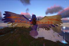 Rainbow argie ark pinterest redbull argentavis arkdinosaurs malvernweather Images