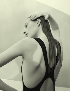 The Stories — Chapter 46 — Après Swim: Sleek Suits Meet Modern Cover-Ups — THE LINE