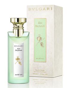 671adb59405c1 Eau Parfumée Au Thé Vert Eau de Cologne Spray, 5 oz. Bvlgari Eau Parfumee