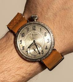 "Vintage Trench Watch ""1925 Rodney"""