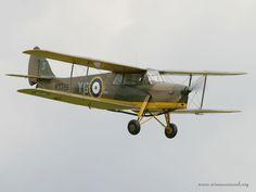 De Havilland Hornet Moth