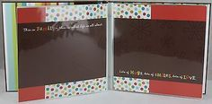 hallmark instant scrapbook pages - Google Search