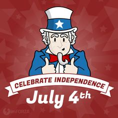 Happy Independence Day! #2014