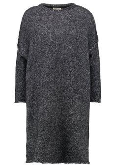American Vintage LUVSKY Strickkleid anthracite chine Premium bei Zalando.de | Material Oberstoff: 58% Mohair, 25% Baumwolle, 13% Polyamid, 4% Wolle | Premium jetzt versandkostenfrei bei Zalando.de bestellen!