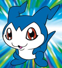 How to Draw Demiveemon from Digimon