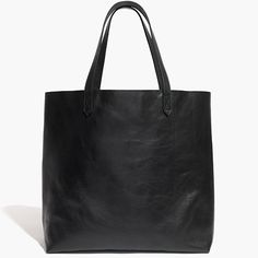 Madewell Transport Leather Tote Bag
