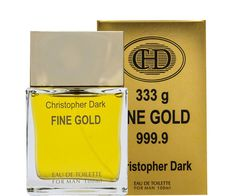 Champs Parfums - FINE GOLD - EDT - 100 ML