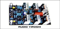 Amplificador Yiroshi TR3500 Con Super Driver 1500W Electronic Circuit Projects, Electronics Projects, Electrical Engineering Books, Circuit Board Design, Electrical Circuit Diagram, Ab Circuit, Power Supply Circuit, Speaker Box Design, Car Audio Amplifier