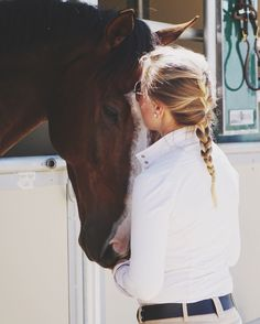 """""""All horses deserve, at least once in their lives, to be loved by a little girl.""""Author Unknown"""