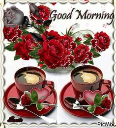 Start your day right with these beautiful good morning picture quotes that will help enrich, uplift and empower your day. Good Morning Gift, Good Morning Roses, Good Morning Picture, Morning Pictures, Good Morning Beautiful Gif, Good Night I Love You, Good Night Gif, Rose Flower Wallpaper, Latest Good Morning Images