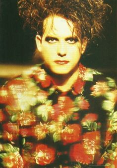 #TheCure #RobertSmith