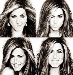 Jennifer Aniston-my idol Estilo Jennifer Aniston, Jenifer Aniston, Justin Theroux, Celebrity Gallery, Celebrity Photos, Brad Pitt, Pretty People, Beautiful People, Beautiful Women