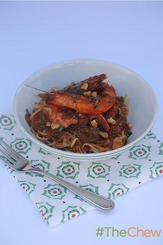 Dish up this authentic Shrimp Fra Diavolo over Linguine Italian dish tonight!