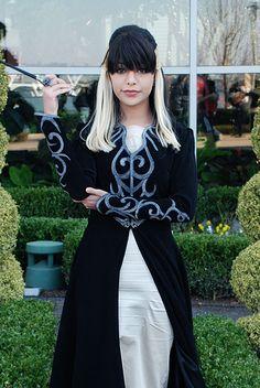 Narcissa Malfoy costume via http://glayish.tumblr.com/ a.ma.zing.