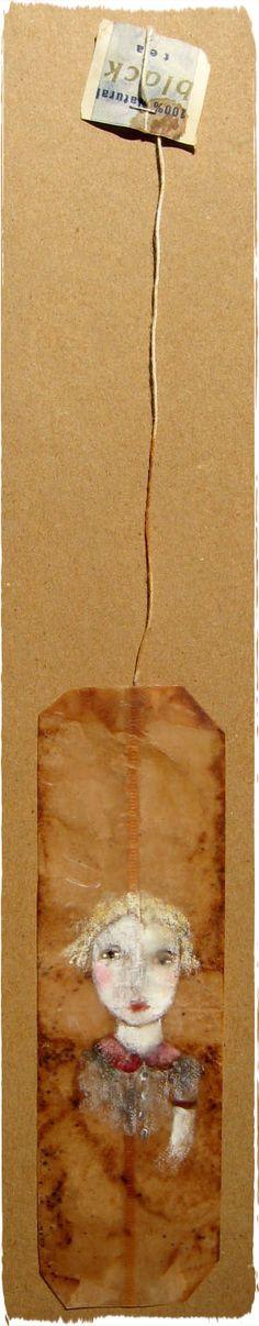 teabag by lynne hoppe