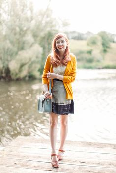 A Clothes Horse: Outfit: At The Dock's End