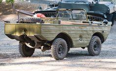 MAV (GAZ-46) Light Amphibious Vehicle