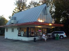 The Malt Shop. A home fave.  Natchez, Mississippi
