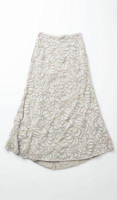 Gorgeous Alabama Chanin skirt