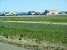 "Eielson AFB. Signs along the road still say, Take No Photographs"". Right!"