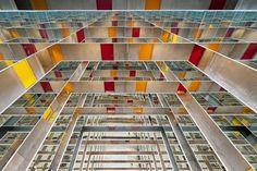 Grundfos Dormitory, Aarhus, 2012 - CEBRA architecture
