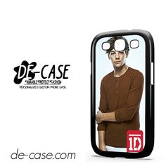 Louis Tomlison One Direction DEAL-6665 Samsung Phonecase Cover For Samsung Galaxy S3 / S3 Mini